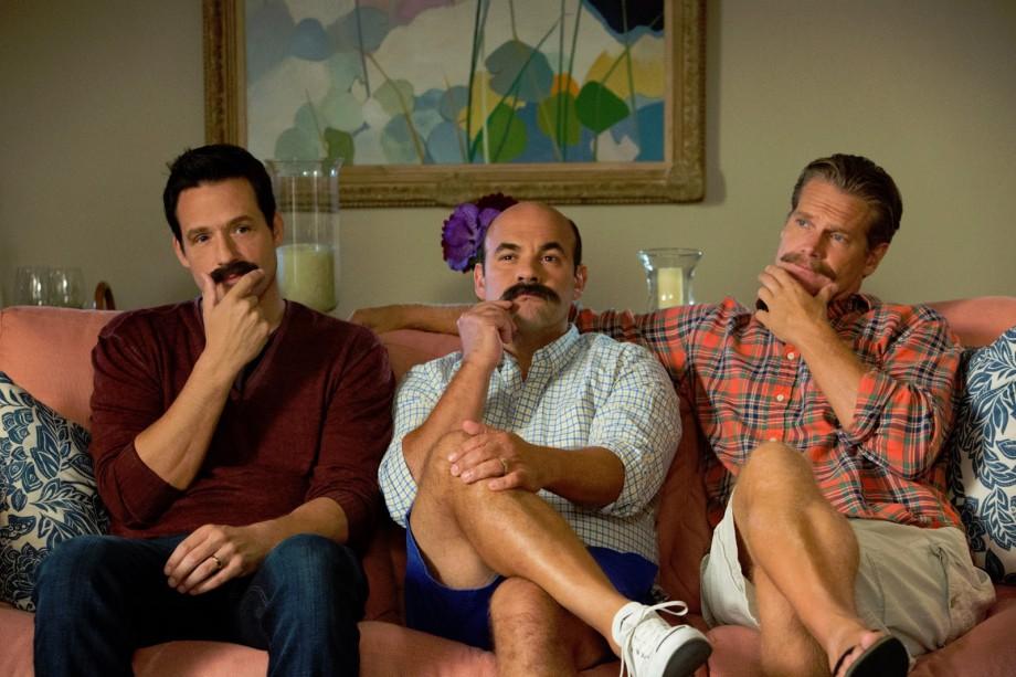 Cougar Town Mustache
